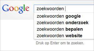 zoekwoorden-onderzoek