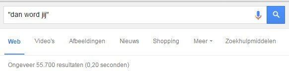 Spelling controleren met Google