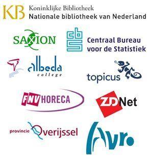 Opdrachtgevers trainingen CopyKing en SEO Zwolle.