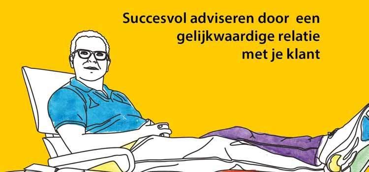 Win boek De vrije adviseur van Arjan Yspeert