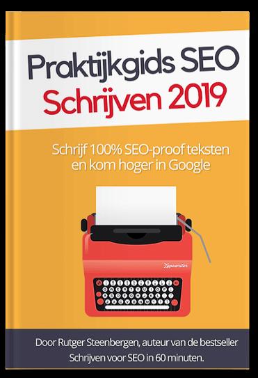 Praktijkgids SEO Schrijven 2019