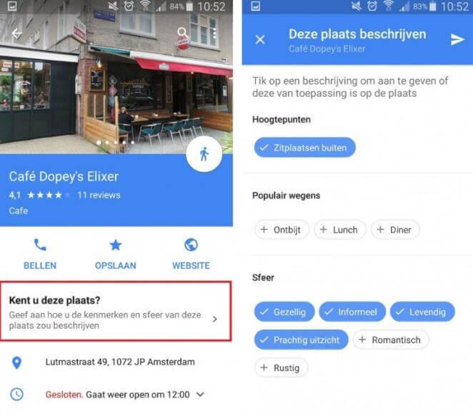 Zet je bedrijf op de kaart met Google Mijn Bedrijf